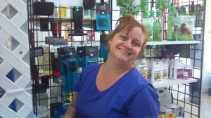 shannon at shop