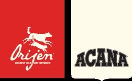 Logo Orijen Acana
